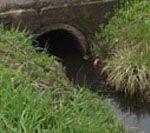 Belterületi vízrendezés Csengerben